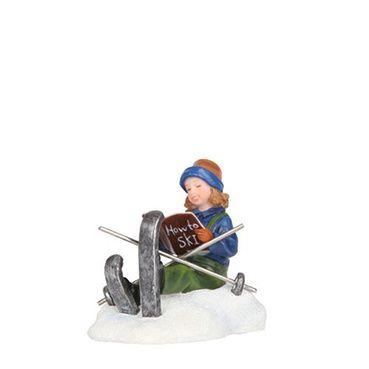 601615 How to ski