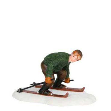 601605 Caspar skiing
