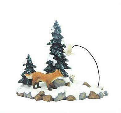 600062 Fox hunting scenery