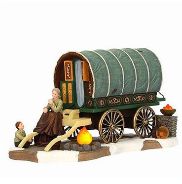 603061 Caravan battery operated