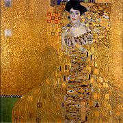 Adèle Bloch Bauer peinte par Gustav Klimt en 1907