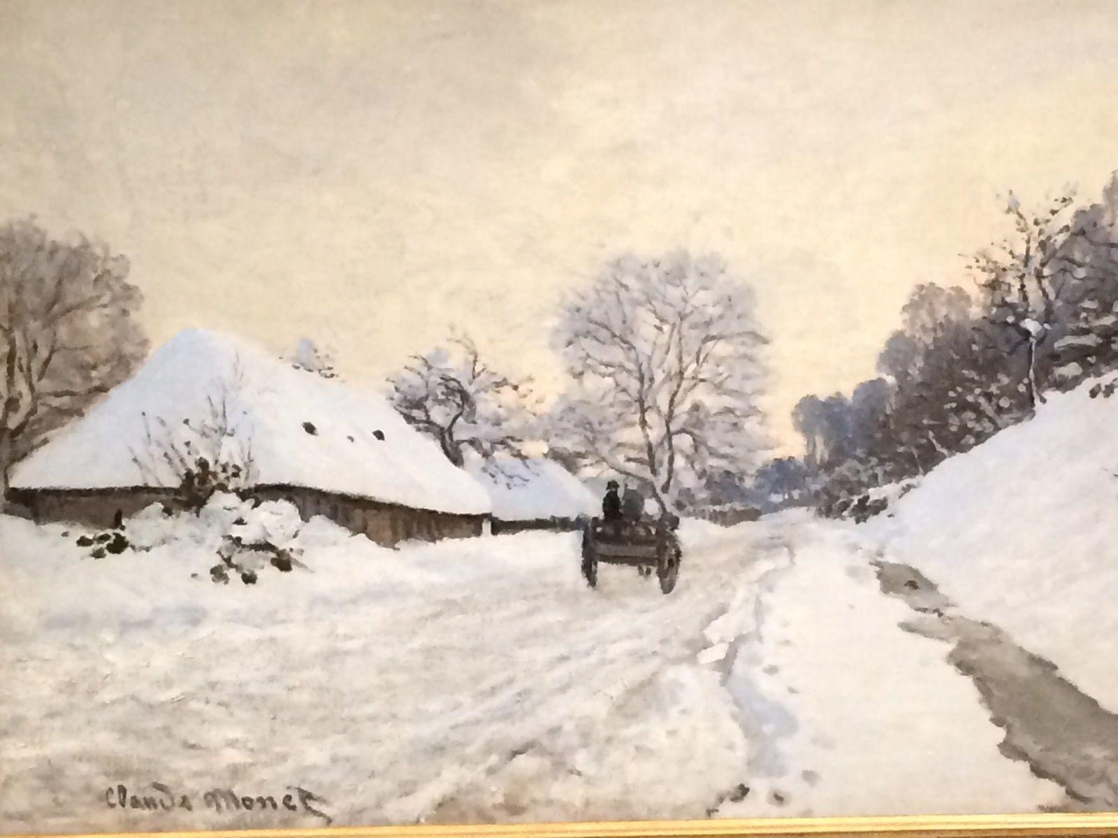 L 39 atelier en plein air superbe expo impressionniste au mus - Jacquemart andre expo ...