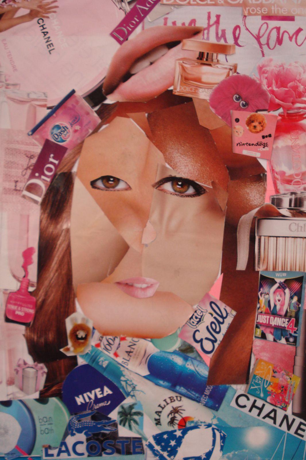 5ème &quot&#x3B;Autoportrait déformé&quot&#x3B;