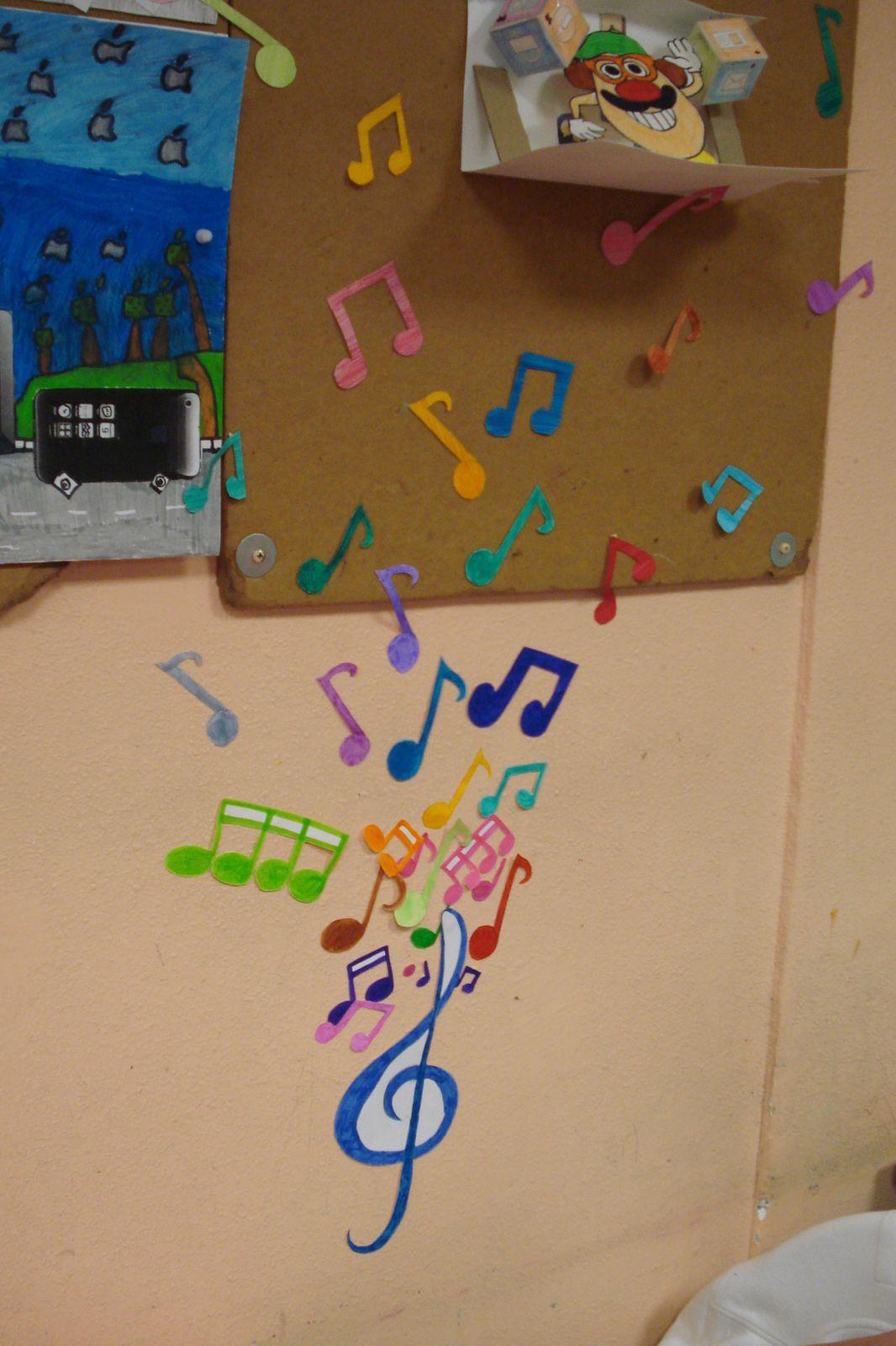 3ème &quot&#x3B;Un virus artistique a contaminé la salle d'Arts-plastiques !&quot&#x3B;