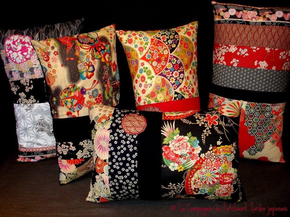 le jardin japonais de la compagnie depuis 2013 la compagnie du patchwork. Black Bedroom Furniture Sets. Home Design Ideas