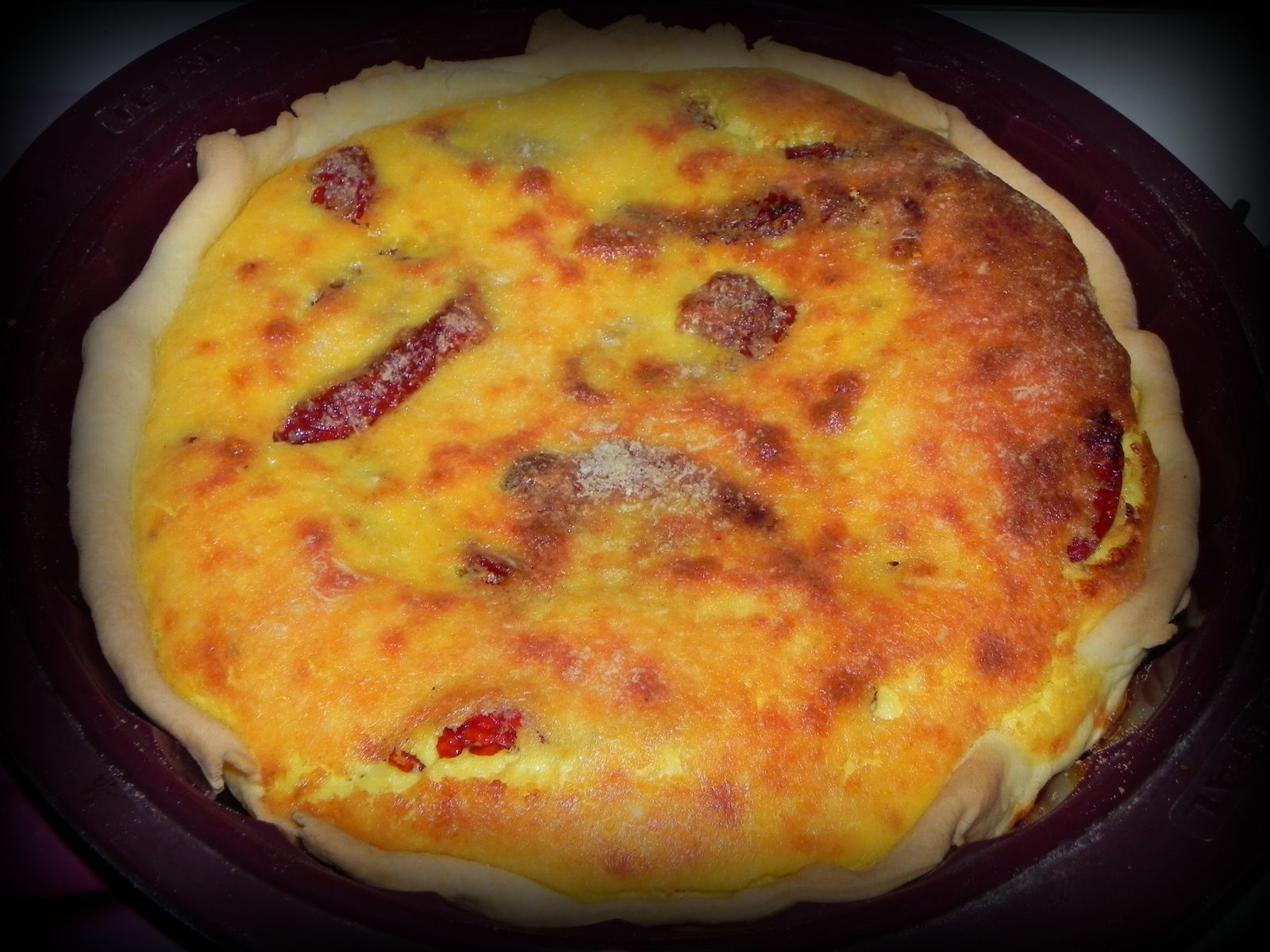 quiche &quot&#x3B;made in Italie&quot&#x3B;