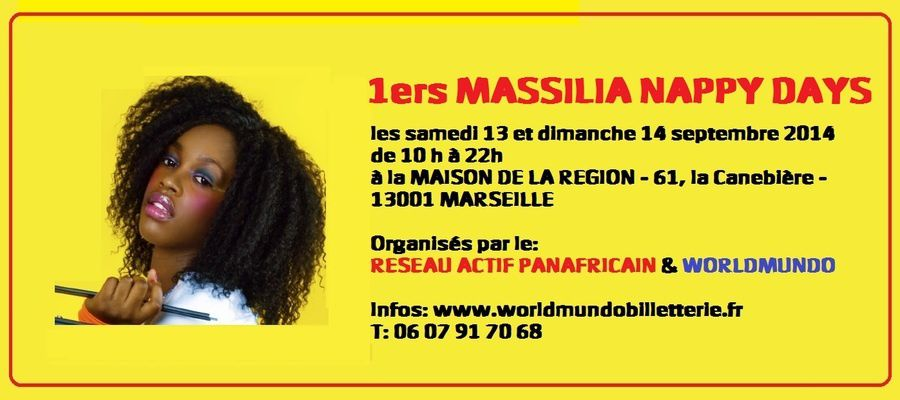13 &amp&#x3B; 14/09/14 - MASSILIA NAPPY DAYS - Marseille