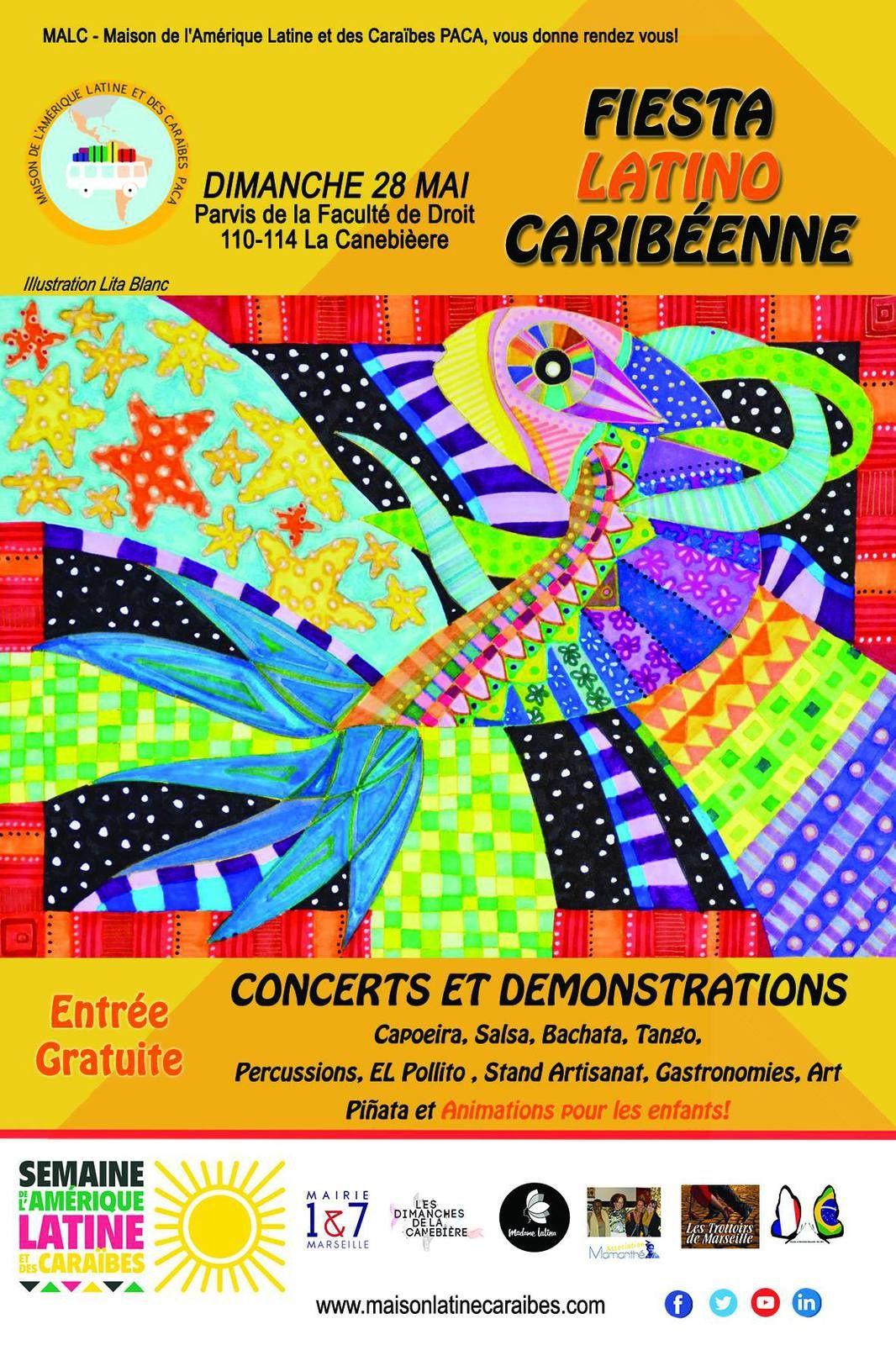 28/05/17 - Fiesta Latino-caribéenne - Marseille
