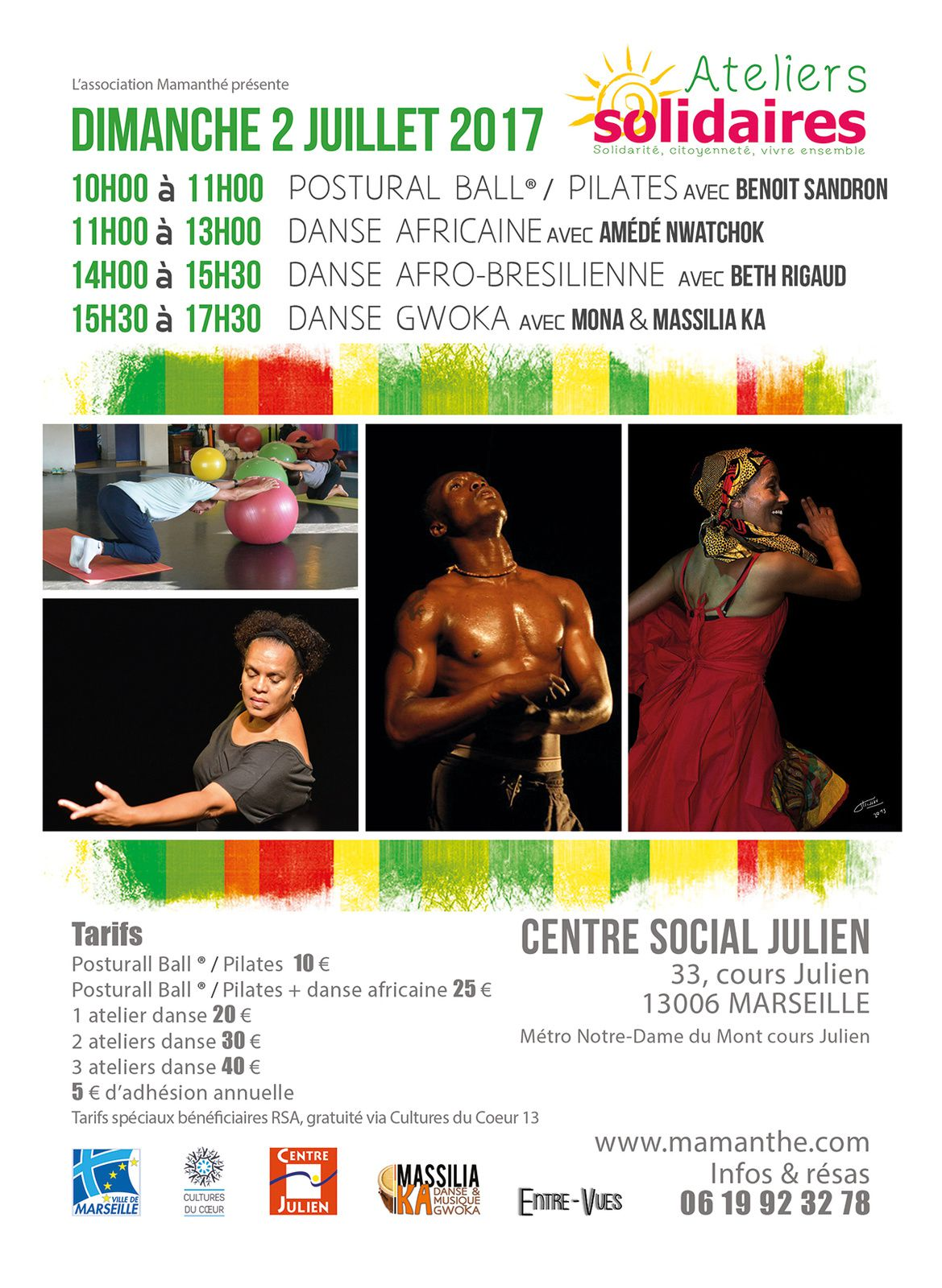 02/07/17 - Ateliers Solidaires - Marseille