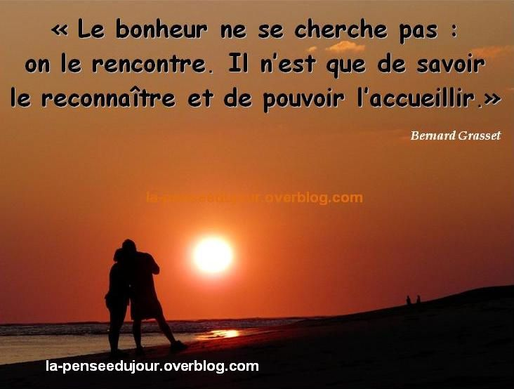 Blog citation rencontre amitie