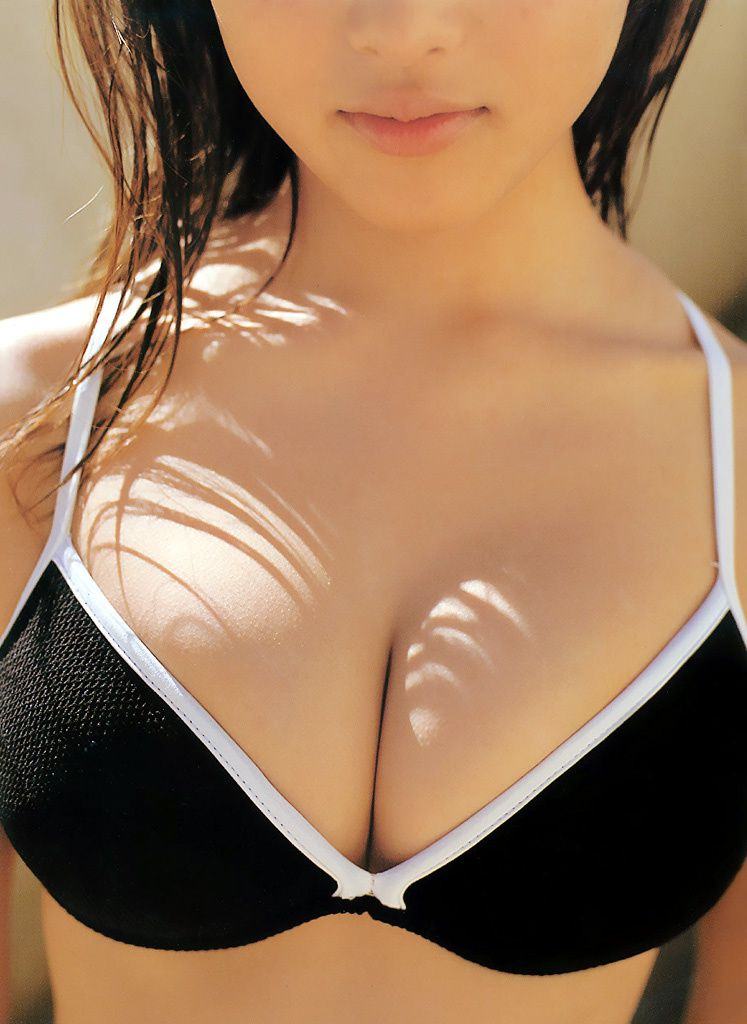 Asian have nice boobs too
