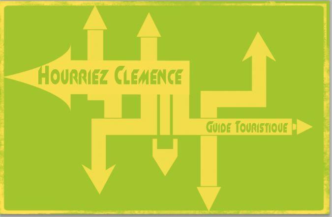 Carte de visite tourisme
