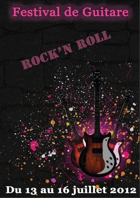Affiche Rock'N'Roll
