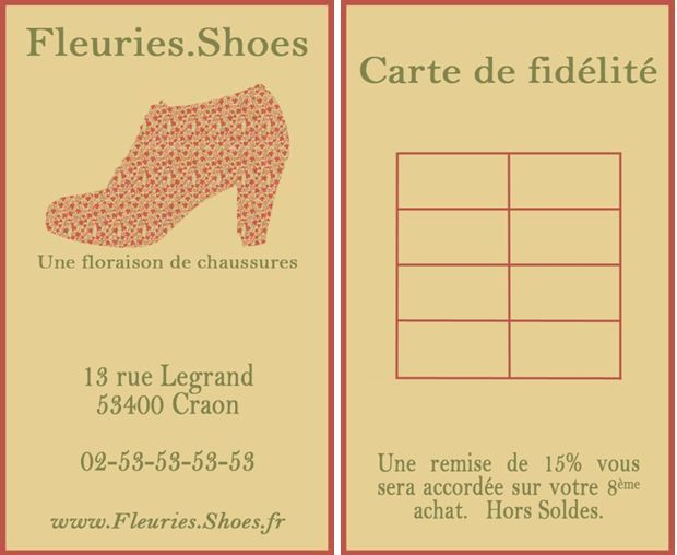 Fleuries.Shoes