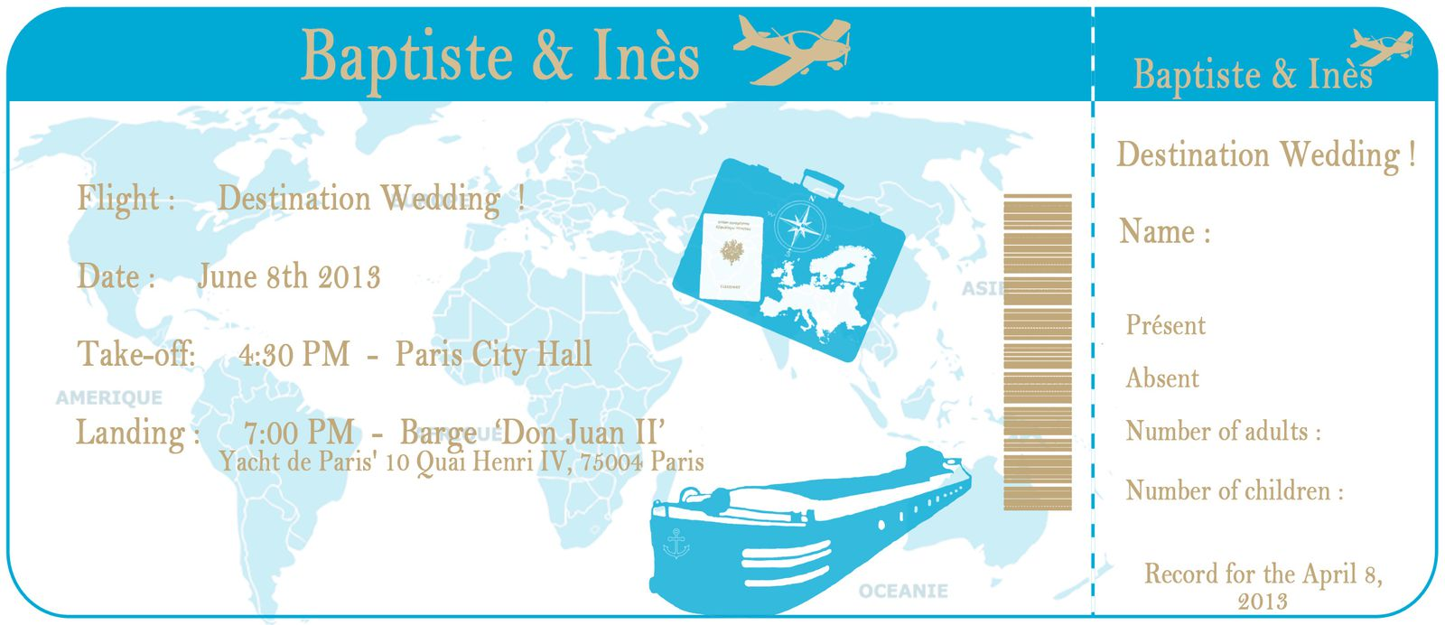 Oui-dding planners