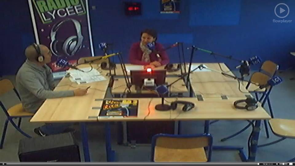 Petit souvenir!! DxAndTheMoon sur Radiolycée avec JcX en interview!!