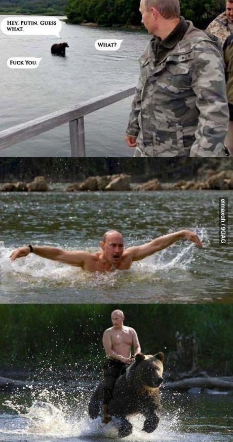 Don't F*ck with Putin