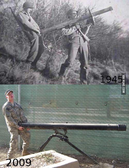 War... War never changes.