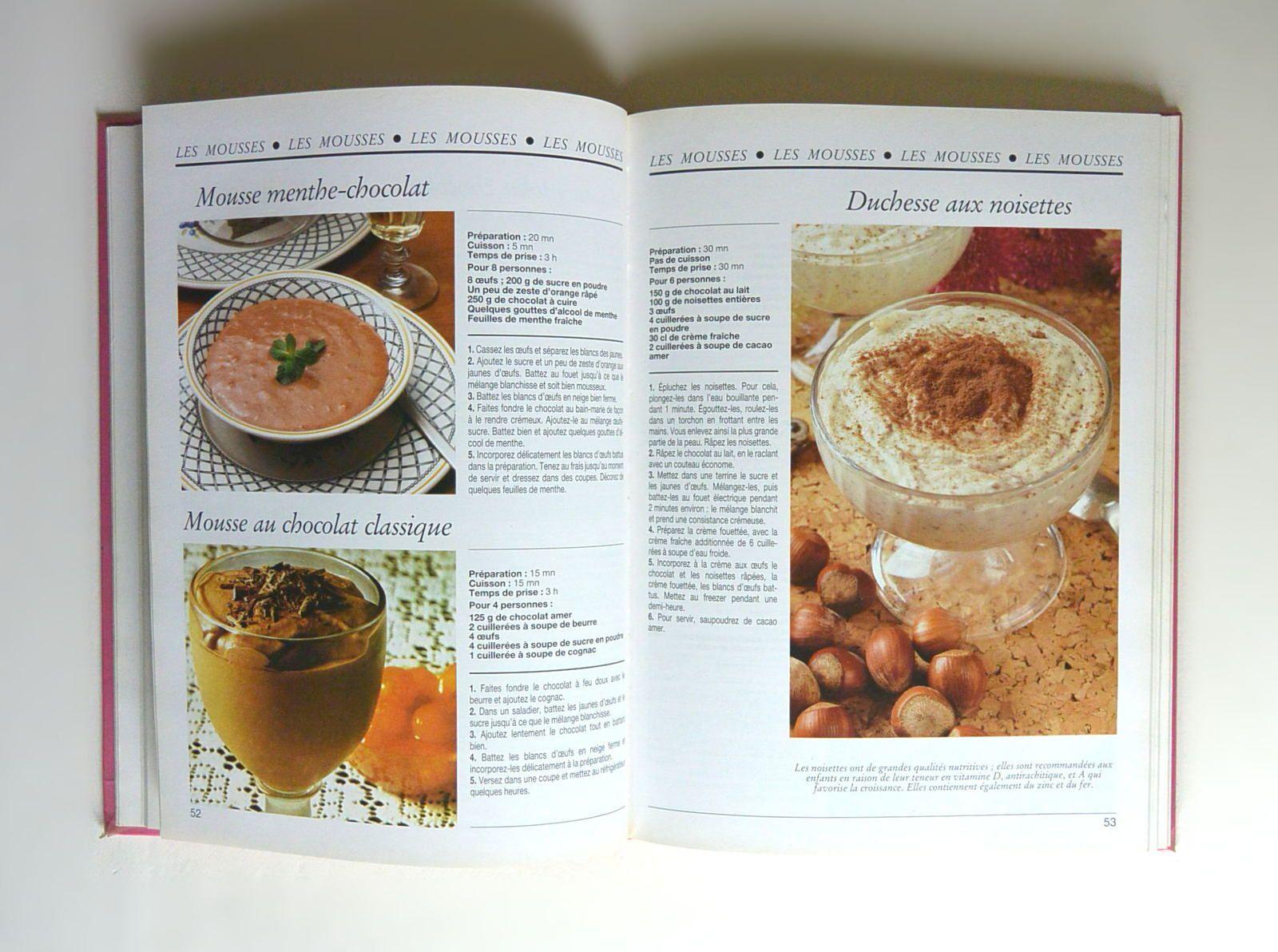 &quot&#x3B;Les desserts en couleur&quot&#x3B; ed. Solar 1989
