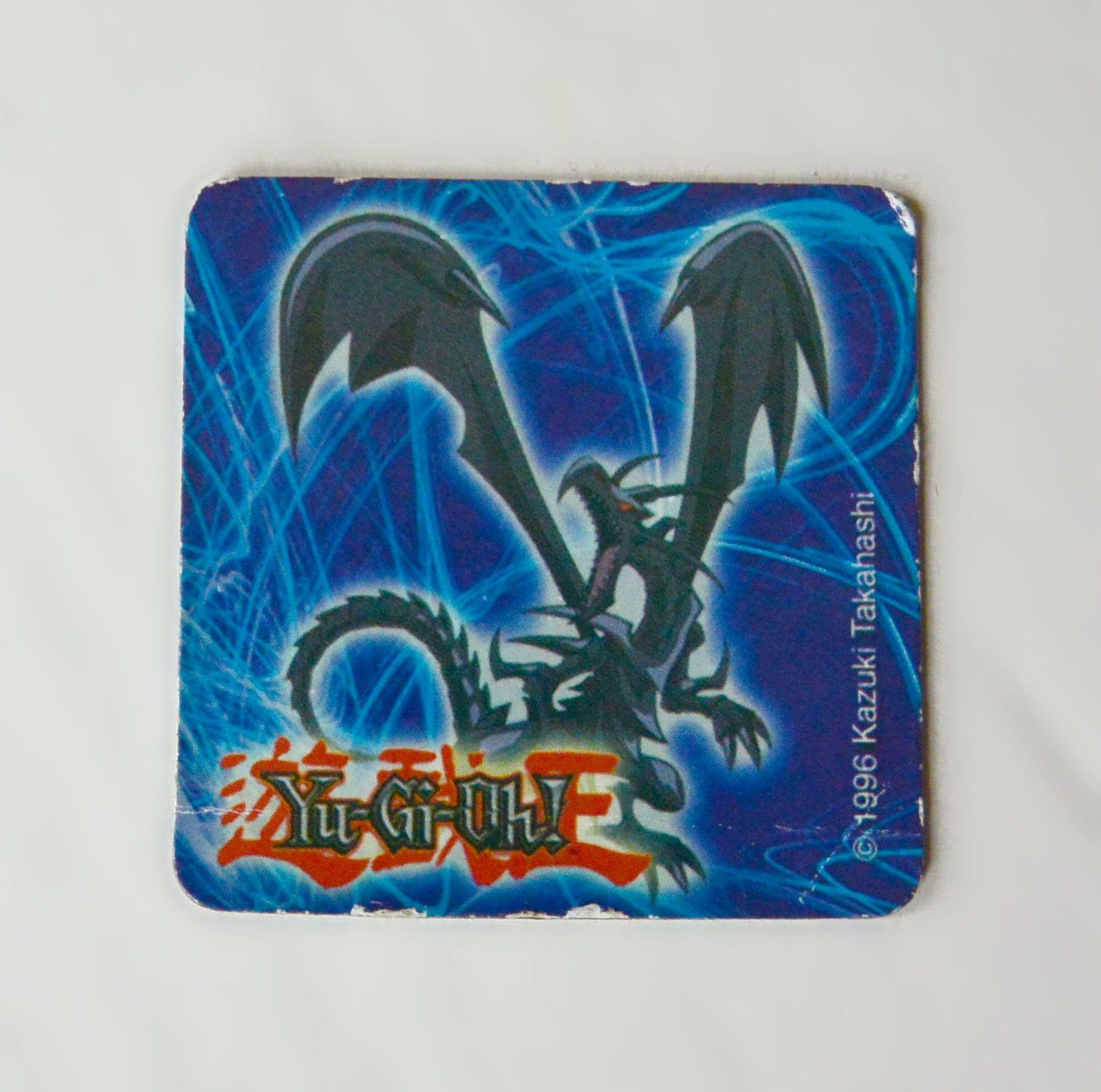 Magnet Dragon noir Yu-Gi-Oh! Kasuki Takahashi© 1996
