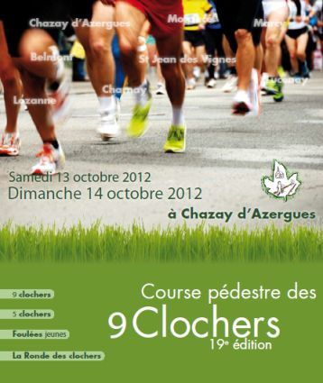 9 Clochers: On the road again!