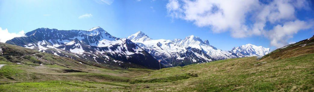 Cross du Mont-Blanc