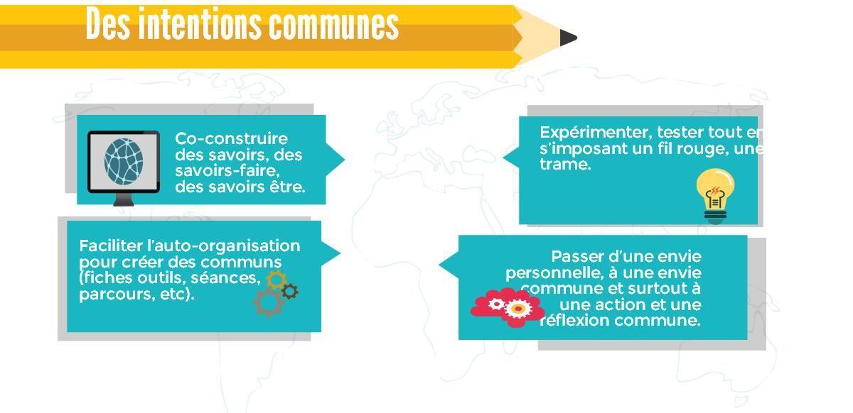 Un Pedagolab pour développer le travail collaboratif