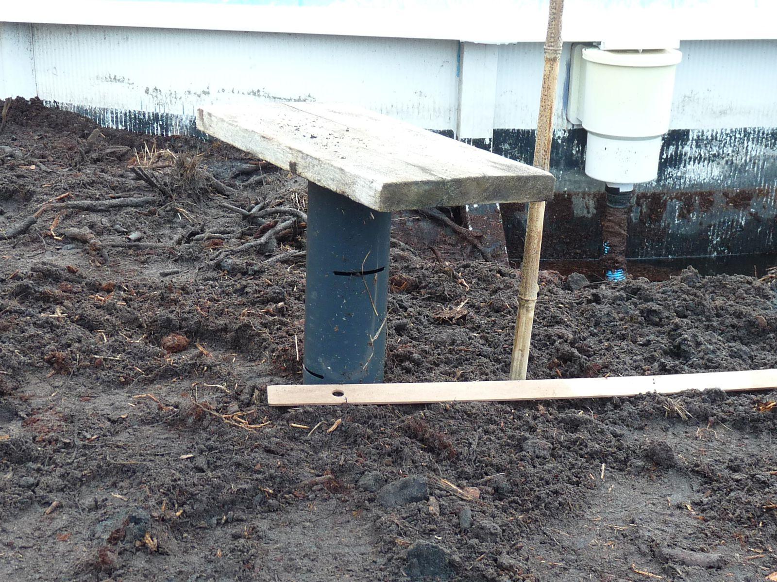 Barri re de protection pour piscine monjardindansleslandes - Barriere de protection piscine ...