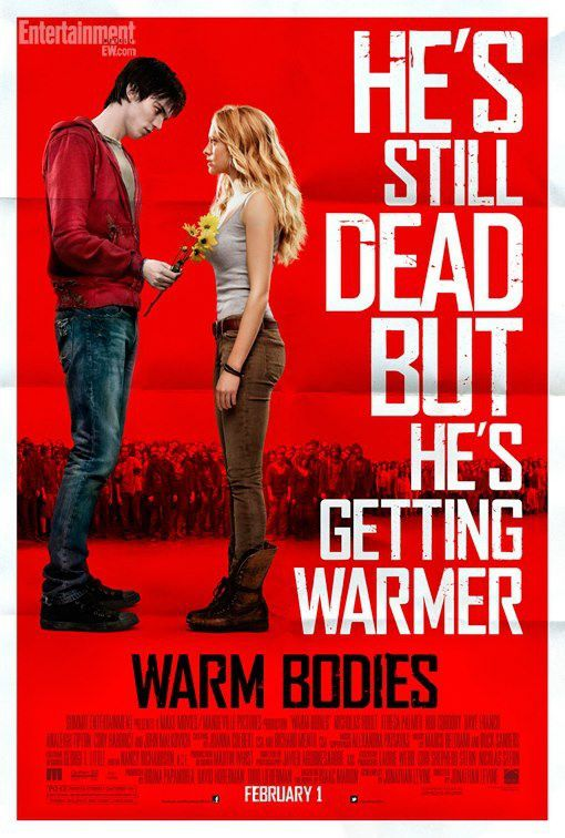 Warm Bodies (Vivants, Isaac Marion) : BA