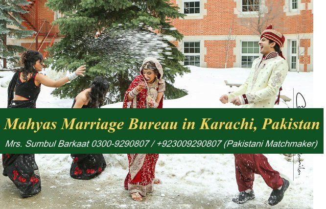 Marriage Bureau in Karachi, matrimonial services Islamabad