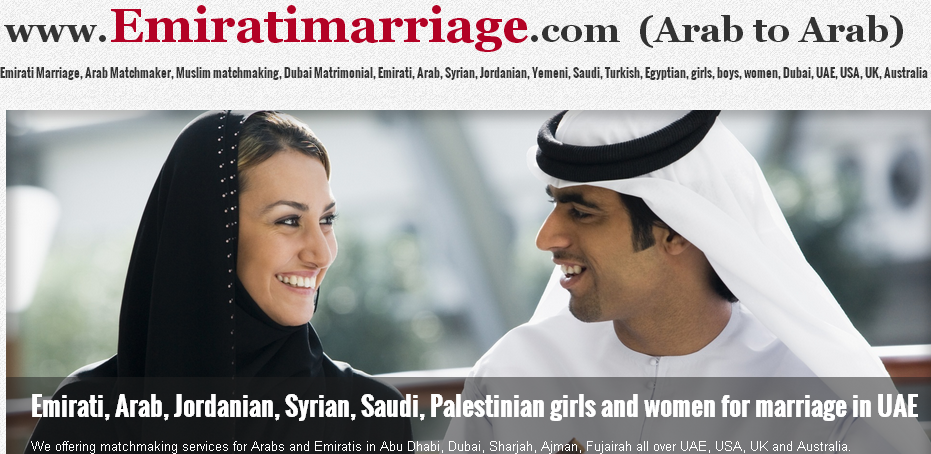 Free arab dating in usa
