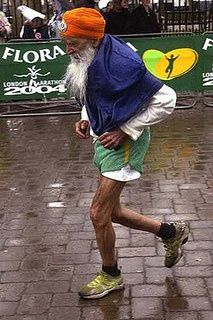 Con 101 años se retira de las maratones.