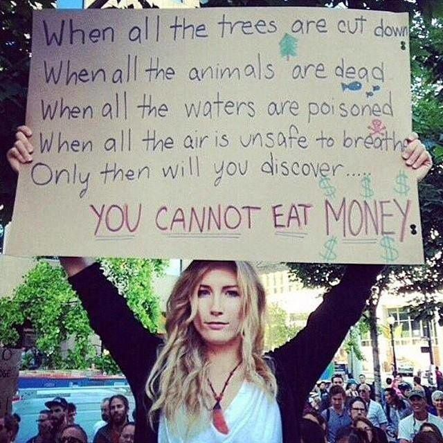 Eat Money !