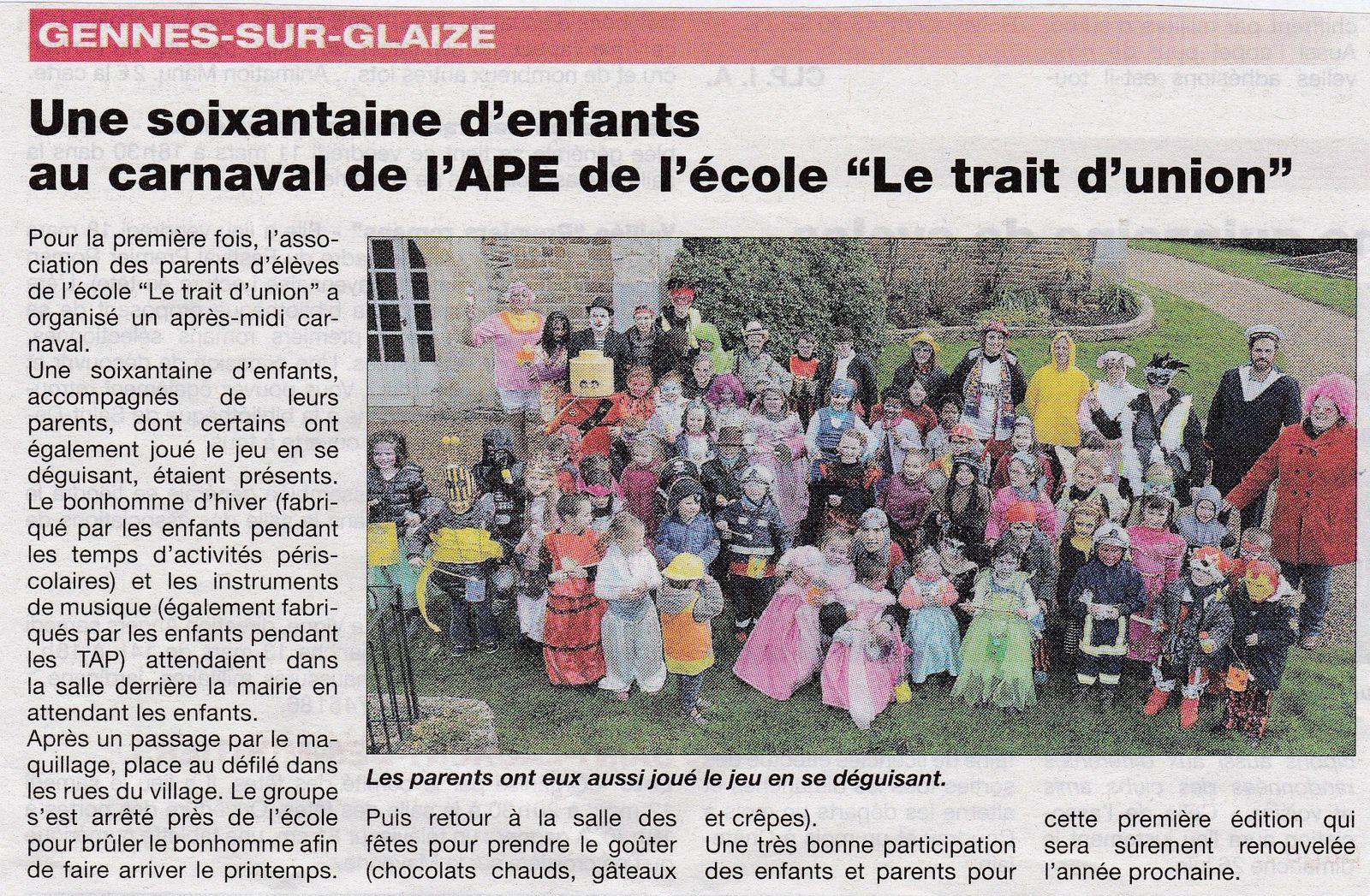 Haut Anjou du 11 mars 2016