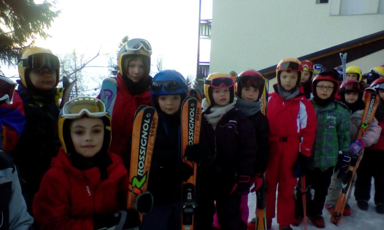 Mardi 24 janvier 2017 11h30 : Ski pour les plus grands