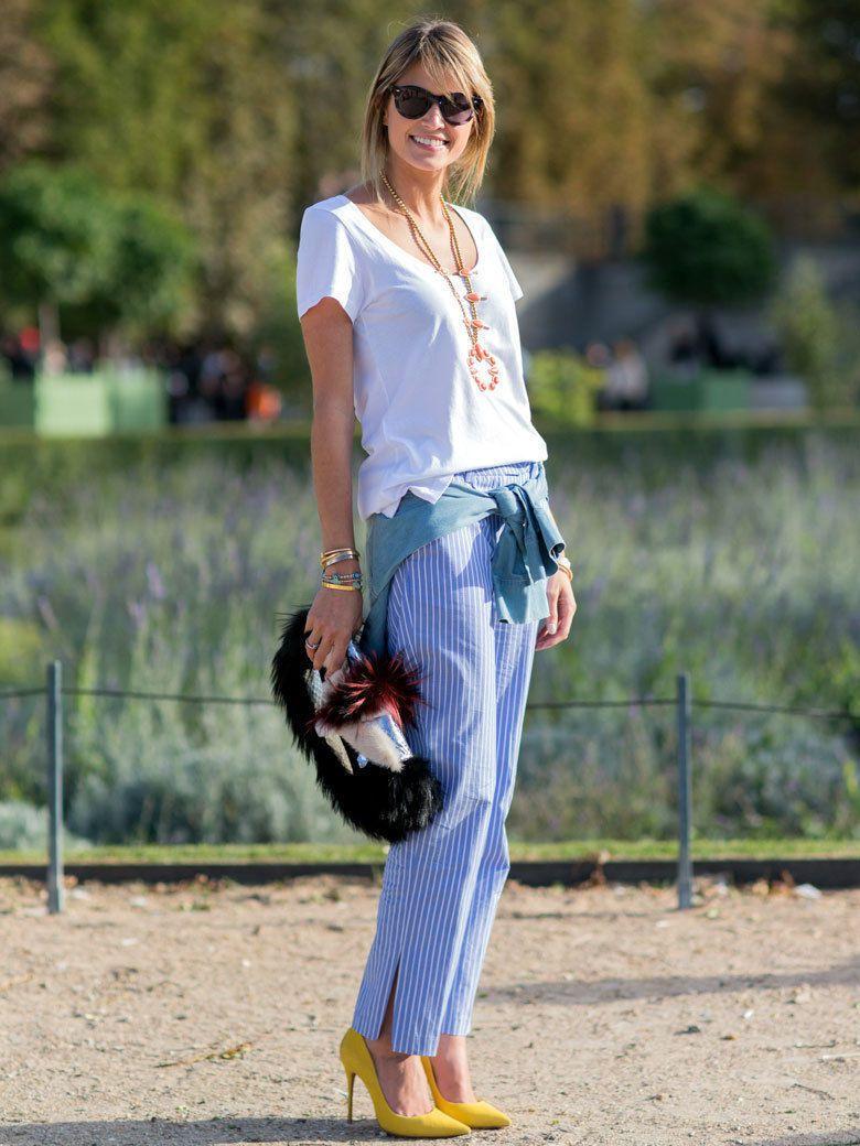 Les looks à retenir de la Fashion Week de Paris #Conseils