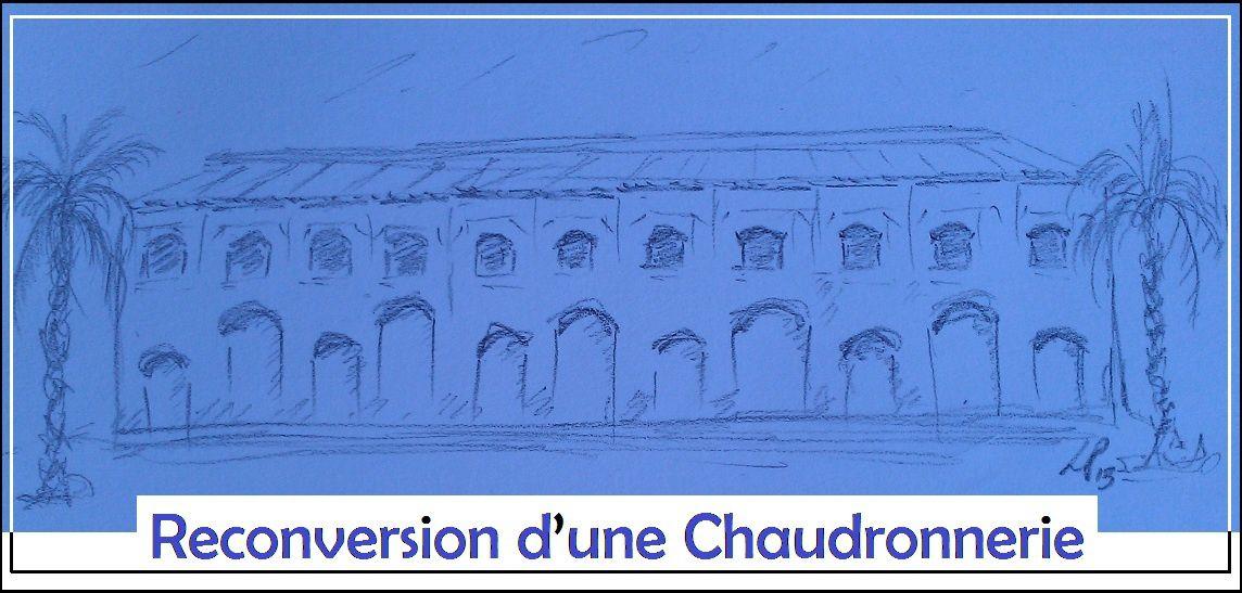 Halle de Chaudronnerie