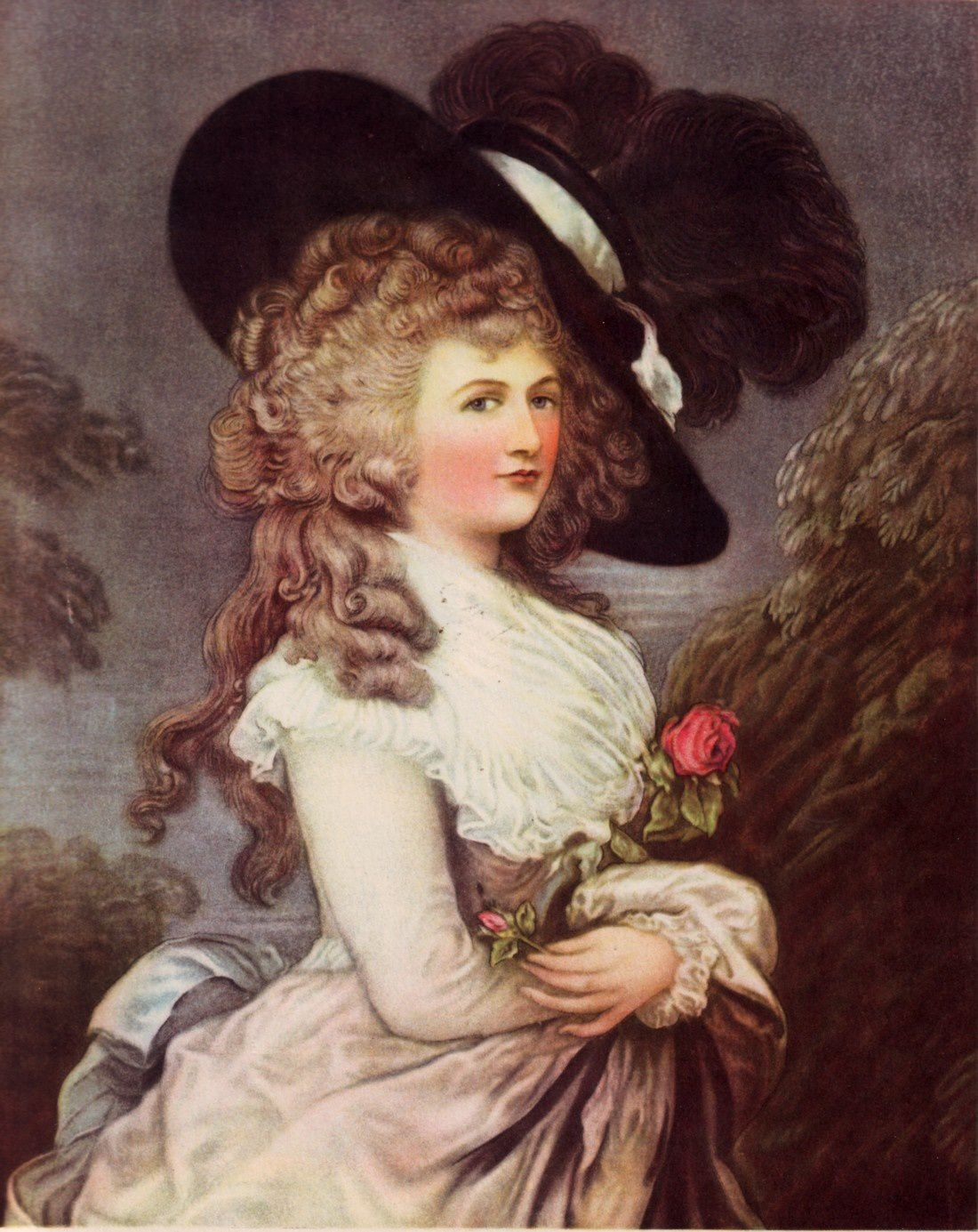 Georgiana Cavendish, née Spencer