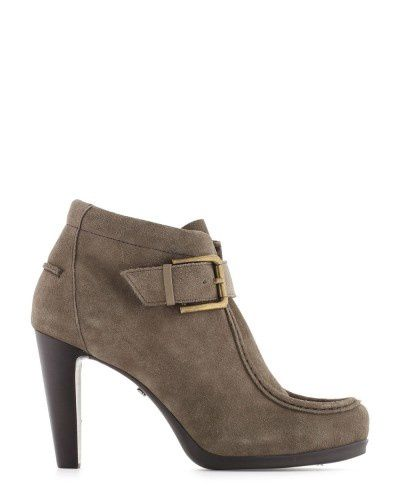 Low Boots Loretta (taupe)