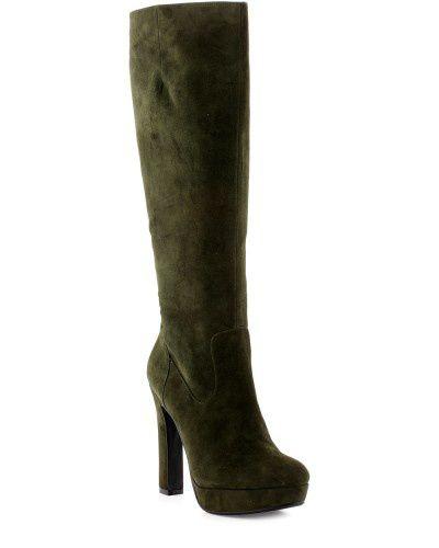 Botte Bollings (kaki,noir)
