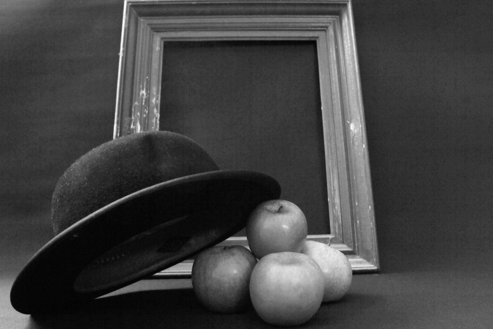 Pomme de terre et pomme de l'air