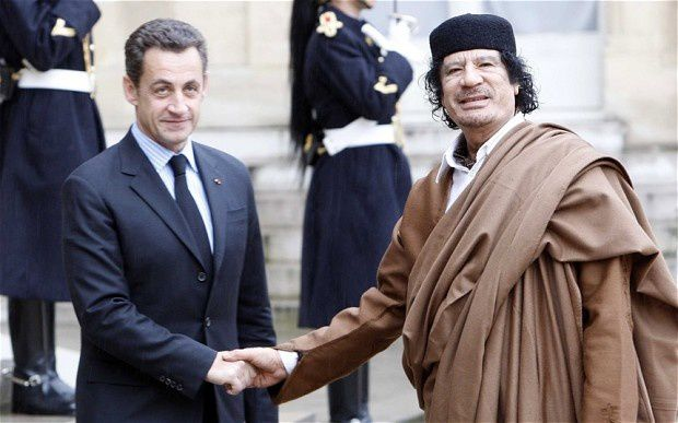 Dirty politics of Sarkozy to Gaddafi, another hypothesis about his killing