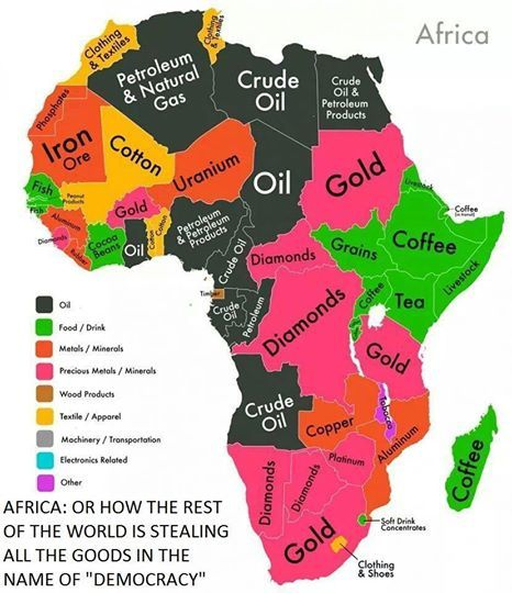 We all Love you #Africa....