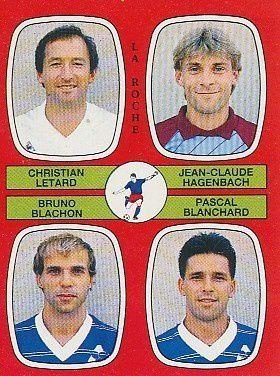 Ils ont marqué les deux clubs comme joueurs et entraineurs