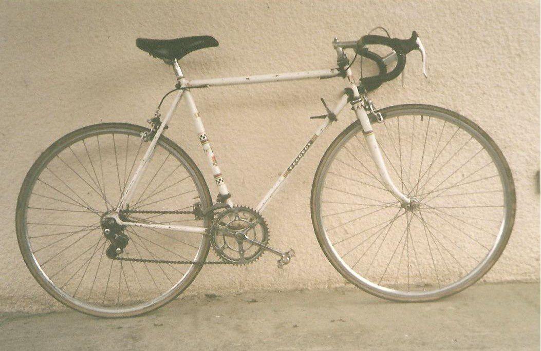 1977 vélo Peugeot