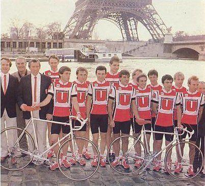 "1984 : Equipe ""Système U"""