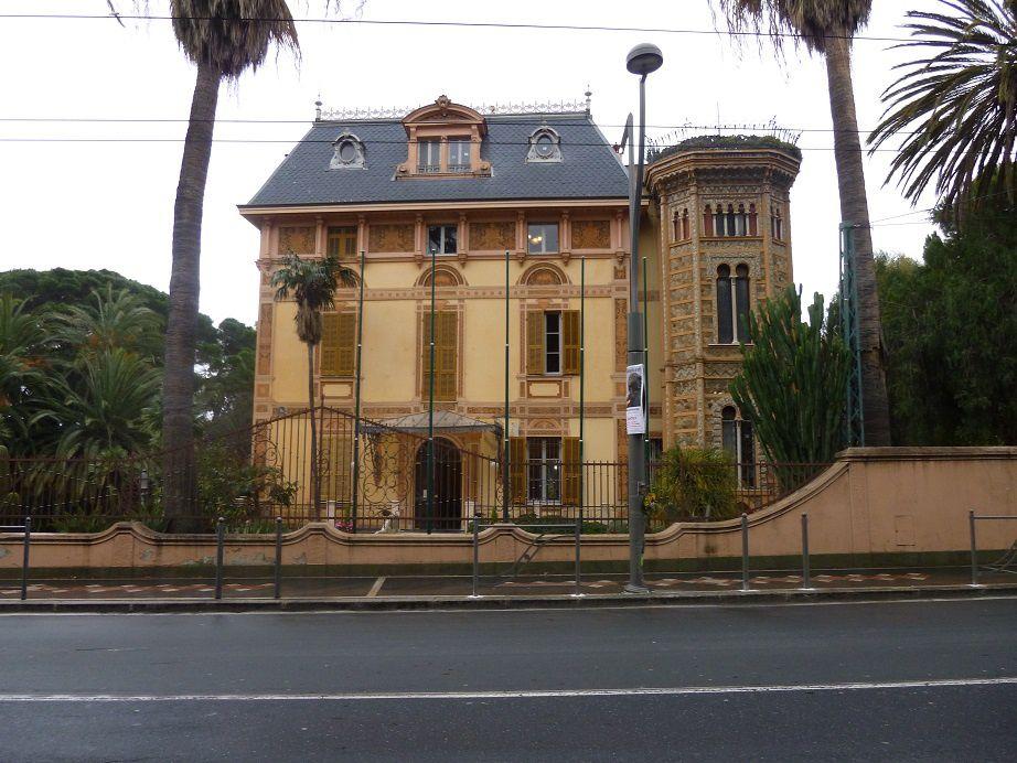 Villa Nobel à San Remo.