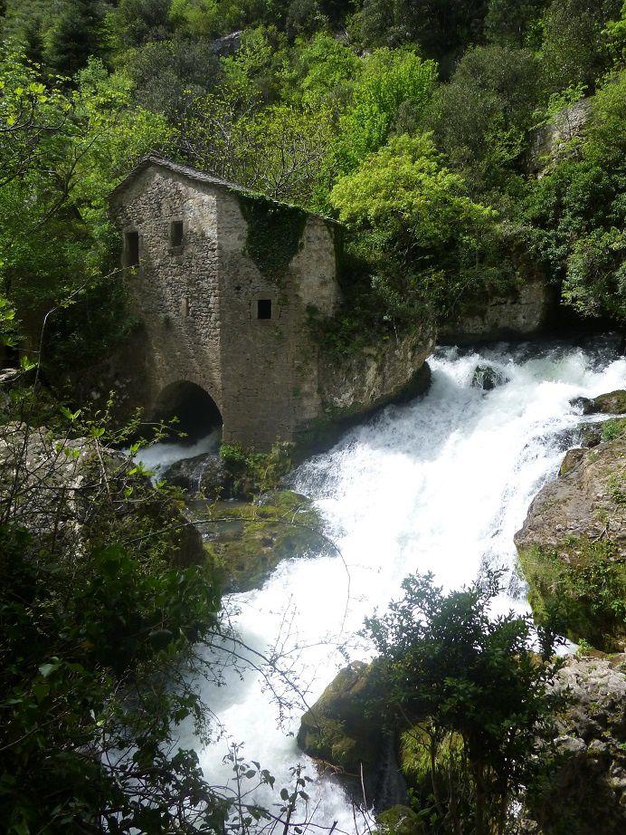 Les Moulins de la Foux.