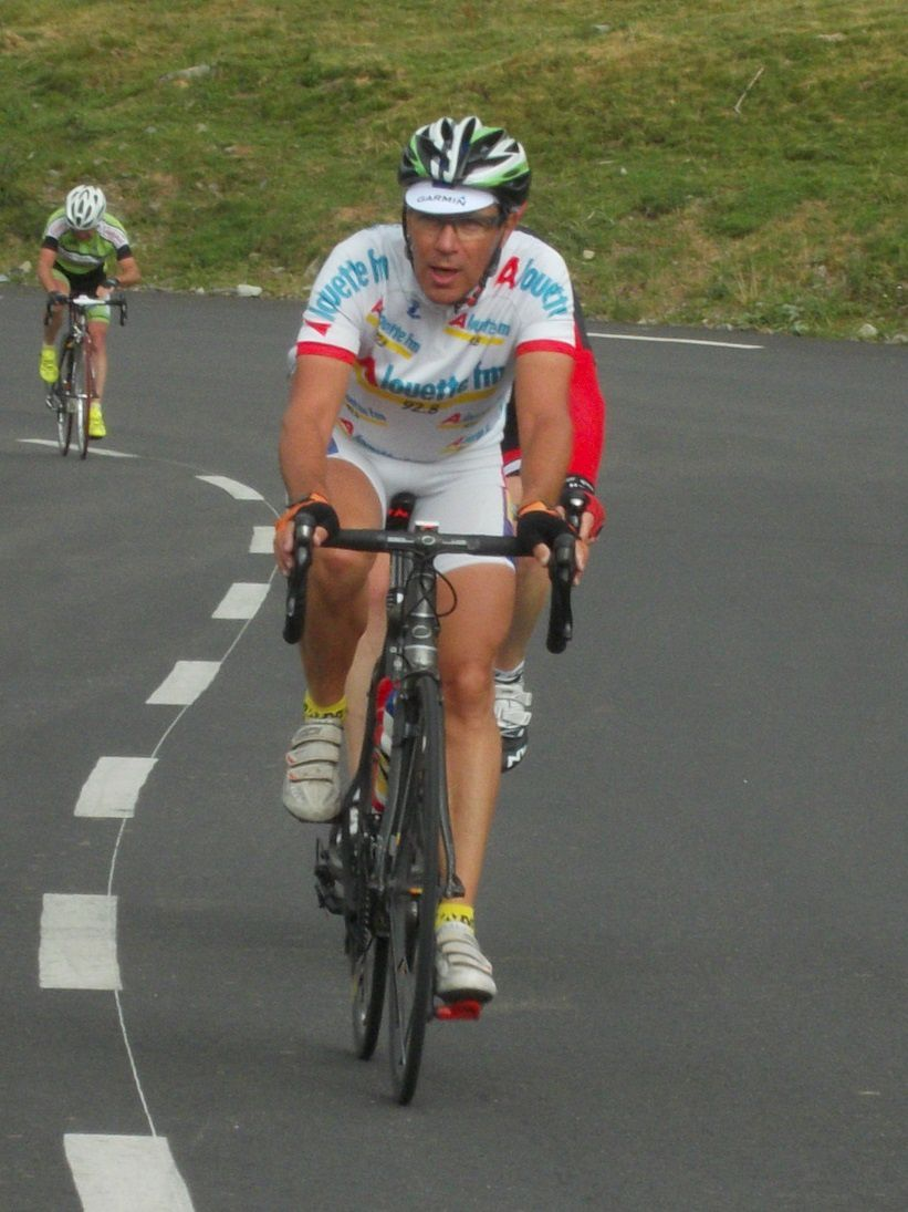 Col de Tourmalet (Les deux Philippe).