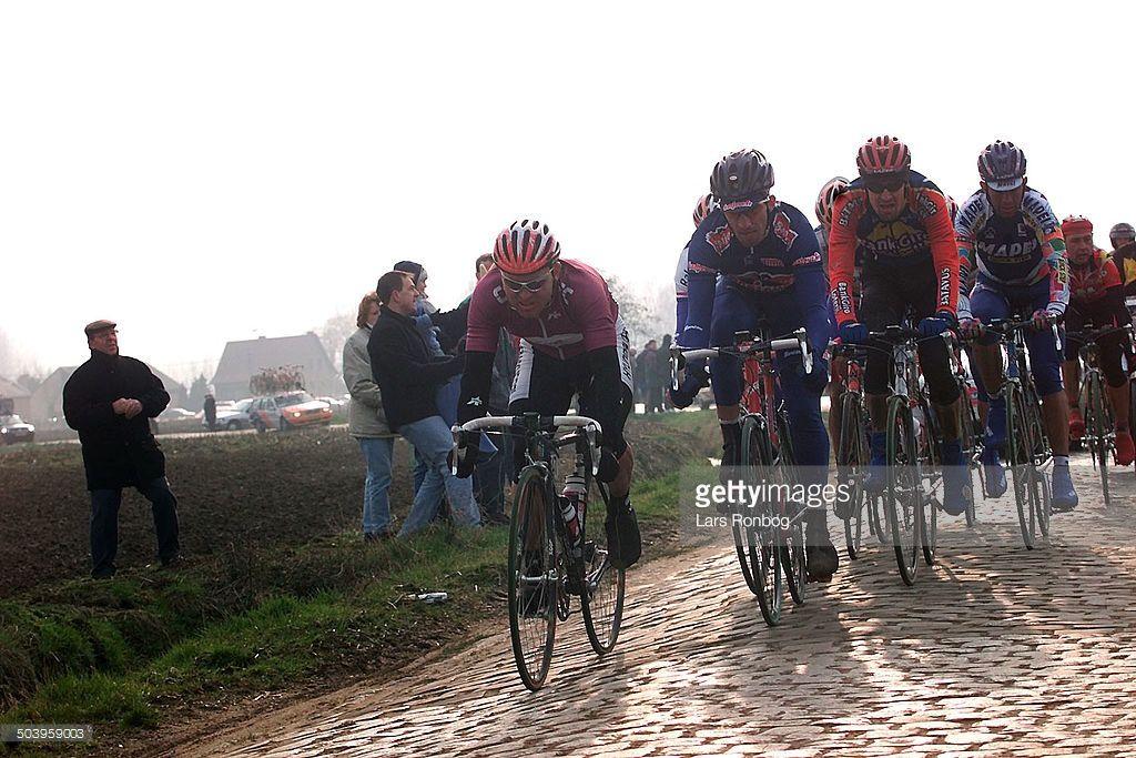 Omloop Het Volk 2001.